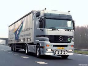 Mercedes Actros Trucks Mercedes Actros 1843 42054 Wallpaper Mercedes