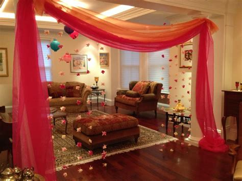 how can i decorate my home decorations for my sister s moroccan bridal shower henna