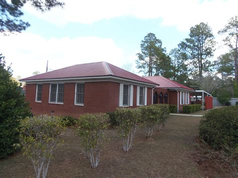 lake blackshear hughes realty inc cordele ga