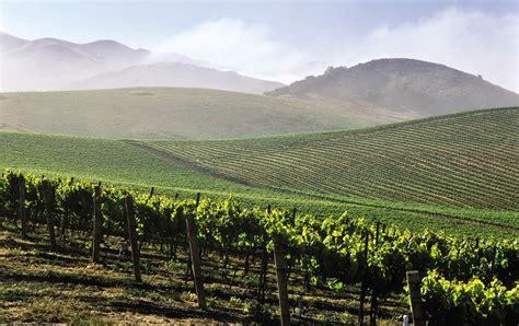 della ca wine regions in california