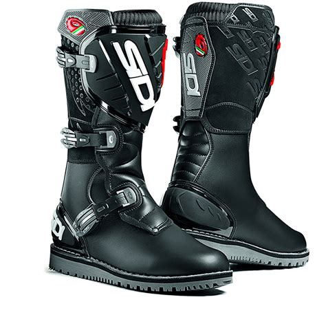 motocross boots sidi sidi courier motorcycle trials boots trial boots