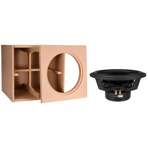 Subwoofer Shelf by Dayton Audio 15 Quot Reference Series Ho Subwoofer And Cabinet