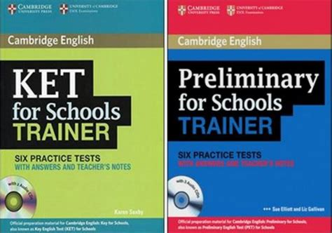 preliminary for schools trainer 0521174856 cambridge preliminary english test 4 audio download complete pet test fulltest weather