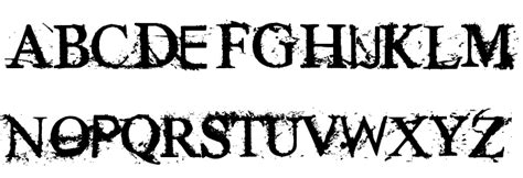 rugged type rugged font roselawnlutheran
