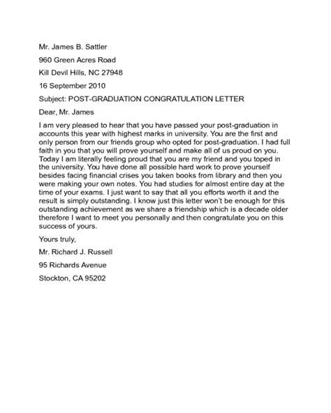 printable graduation letters 2018 congratulations letter templates fillable