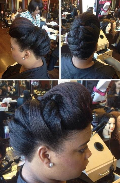 bridal hairstyles for relaxed hair 1000 images about inspiration twisted updos on