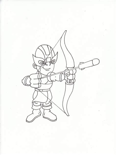 avengers coloring pages hawkeye free coloring pages of hawkeye