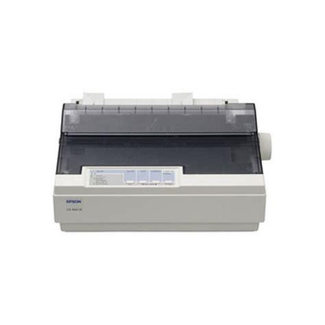 Printer Epson Dot Matrix Lx 300 Buy Epson Lx 300 Ii Impact Dot Matrix Printer At Best Price In India On Naaptol