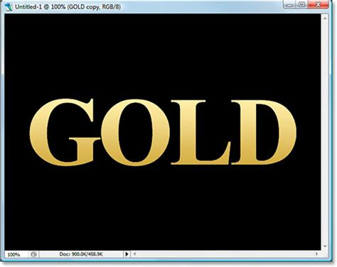 illustrator tutorial gold effect gold plated text effect in photoshop