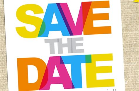 save the date thursday september 18th is north texas