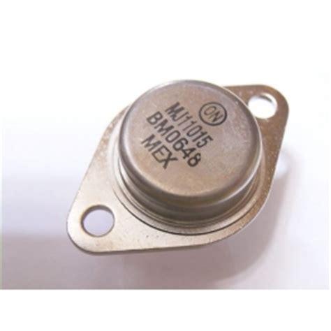 transistor mj11015 mj11015 transistor darlington pnp to 3 komposantselectronik
