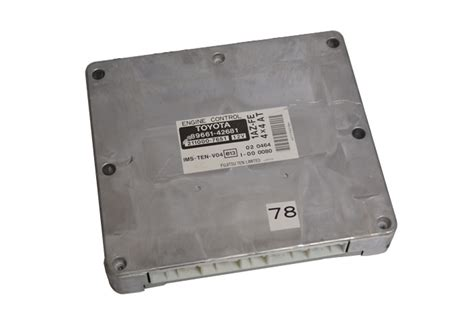 Ecu For Toyota Rav4 Toyota Rav4 Ecu Repairs