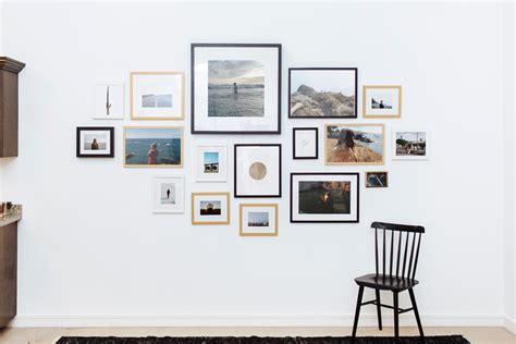 gallery wall how to how to hang a gallery wall the right way