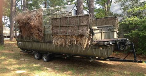 weldcraft boats arkansas floating duck blind hunting ideas pinterest the o