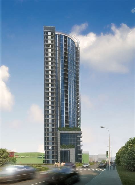 High Rise Are On The Rise by High Rise Building On Behance