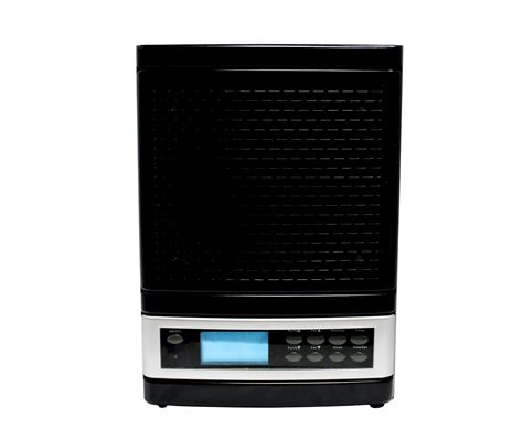 Air Cleaner Ozone ionic ozone portable air purifier washable hepa filter