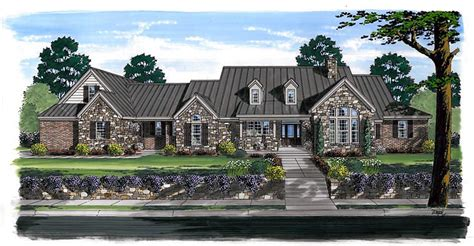 ranch farmhouse plans craftsman european farmhouse ranch house plan 30507