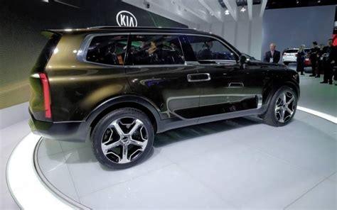 2019 Kia Mohave by новые модели Kia 2018 2019 новинки автомобилей киа