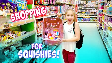 a squishy store near me shopping for squishies and slime at target city