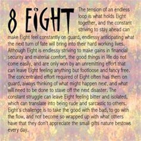 8 my soul urge number numerology pinterest