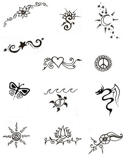 very simple tattoo designs free henna designs by elizebeth joy via flickr henna