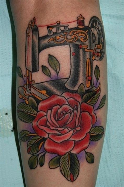tattoo traditional needle 8 neo traditional sewing machine tattoos tattoodo
