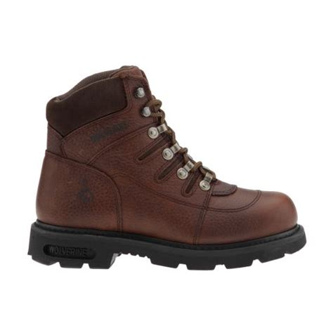 image for wolverine s iron ridge work boots from academy