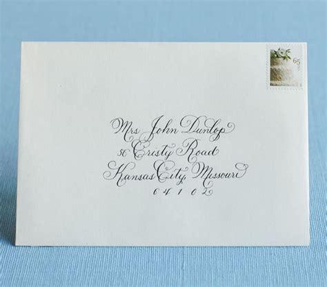 wedding invitations etiquette addressing envelopes how to address wedding invitations