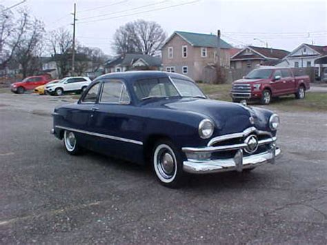 1950 ford business coupe 1950 ford business coupe business coupe blue for sale on