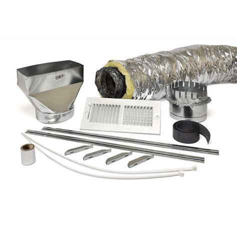 Abc Plumbing Heating Cooling Electric by Master Flow 6 In Add A Vent Room Addition Duct Kit Aav6