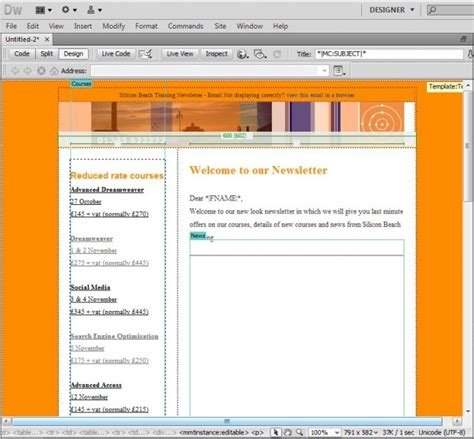 dreamweaver tutorial video free download insert able file dreamweaver software free download