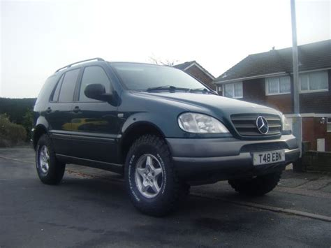 lifted mercedes mercedes ml w163 lifted mercedes ml w163