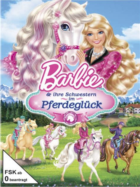 film von barbie barbie und ihre schwestern im pferdegl 252 ck film 2013