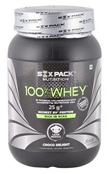 Six Pack Whey Protein six pack nutrition 100 whey protein review and price list indian bodybuilding products