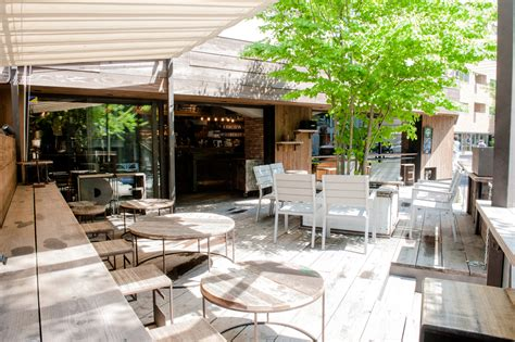 Tokyo's best open air restaurants and bars   Time Out Tokyo