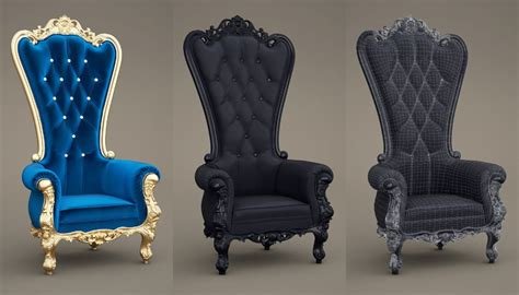 king and chairs for sale cheap throne chair for sale stereotypes high backed