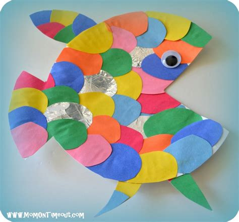 Paper Plates Crafts For Toddlers - the sea projects my style