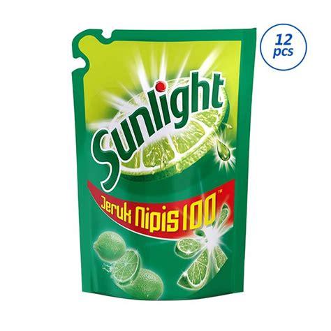 Sabun Cuci Piring Kwalitas Premium jual sunlight sabun cuci piring lime reffil 400 ml 12 pcs harga kualitas terjamin