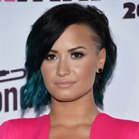 bob with one side shaved shorter 30 best asymmetrical bob hairstyles herinterest com
