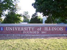 Illinois Mba Reapplicant by Of Illinois At Urbana Chaign Logo Branding
