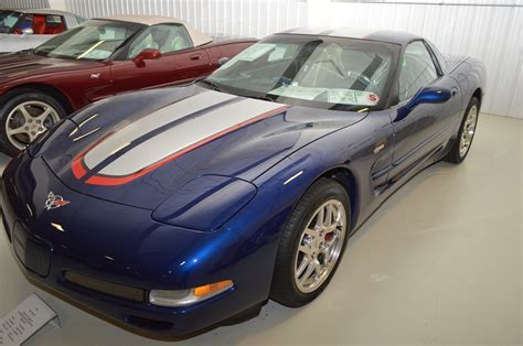 chevrolet corvette zz commemorative edition