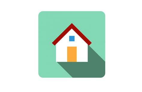 flat design home icon 50 icon design tutorials for designers hongkiat
