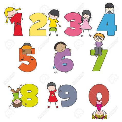 clipart numeri free numbers clipart 74