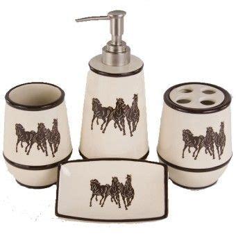 horse bathroom set running horse bathroom set horse bathroom running