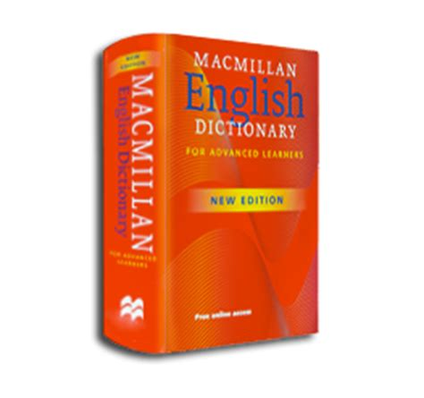 macmillan english dictionaries: med second edition | macmillan