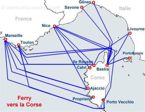 Marseille Porto Vecchio PROMOTIONS billet bateaux pas cher Marseille Porto Vecchio