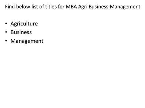 Do I List Professors Mba On Running Title Page by Project Report Titles For Mba In Agri Business Management