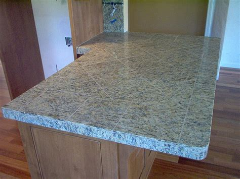 Countertop Radius by Tile Installations On Behance