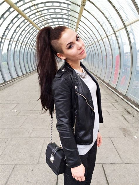 shaved side long hairstyles how to 11 shaved hairstyles that will make you want an undercut
