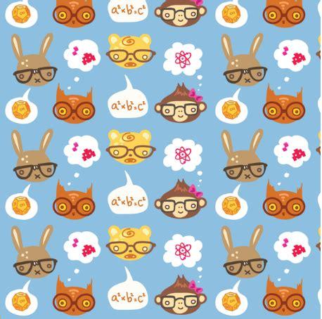 cute pattern material milktooth fabrics super cute kawaii